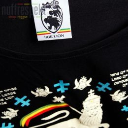 King of Kings Rastafari - Irie Lion ladies tee