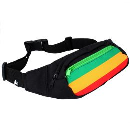 Dub Lion bum bag - Rasta