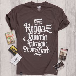 Reggae Jammin Straight From Yard t-shirt