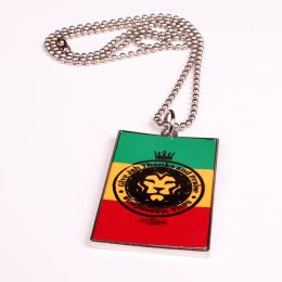 Give Jah thanks and Praise  necklace