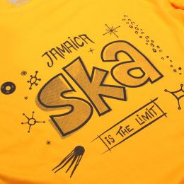 Jamaica Ska - Is The Limit t-shirt