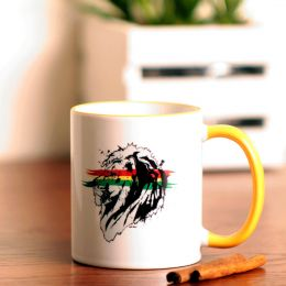 Jah Lion Coffee Mug or Tea Cup 330 ml