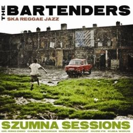 The Bartenders - Szumna Sessions - digipak
